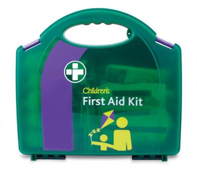 Professional First Aider / Children