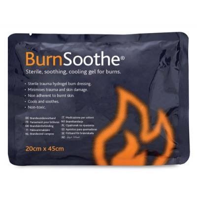 Burns Specialist Kit