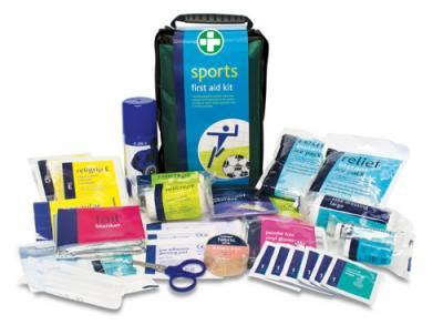 Professional First Aider - Sports